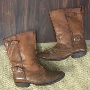 Freebird Buckle Boots 8.5
